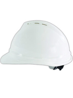 Msa V-gard 500 Vented Hard Hat W Fas-trac Suspension
