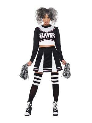 Gothic Cheerleader Halloween (Halloween Cheerleader)