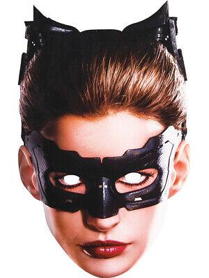 Adult's Womens Batman Dark Knight Rises Catwoman Mask Costum