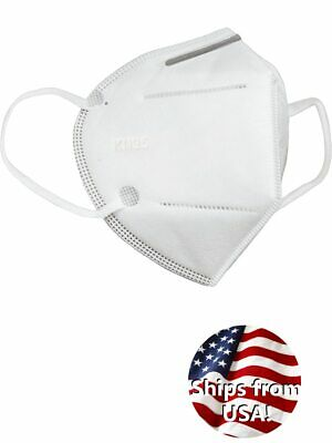 Kn95 Non-medical Particulate Respirator Mask Without Exhalation Valve