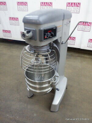 Hobart Hl300 Donut Dough Mixer 30 Quart 30 Qt Bowl Whip