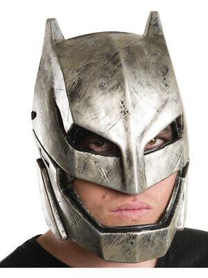 Latex Superman Costume - Adults Batman V Superman Dawn Of Justice 1/2 Armored Mask Costume Accessory