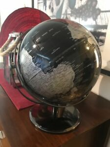 "INDIGO ""Black Globe"""