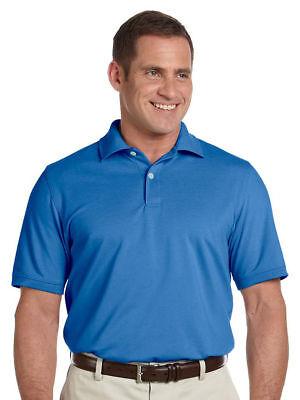 Ashworth Polo Shirt Golf Men's Combed Cotton Pique 3028C NEW Size Color Choice Combed Cotton Pique Golf Shirt