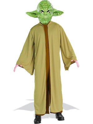 Yoda Jedi Master Star Wars Children's Costume