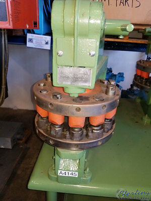 5 Ton Used Wiedemann Hand Turret Punch R-2 A4145