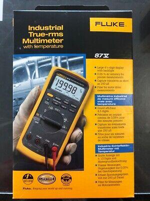 Fluke 87v True Rms Multimeter Rsp003138