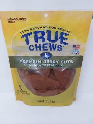 True Chews Dog Treats Premium Jerky Cuts - 12 oz.