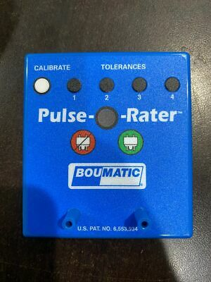 Boumatic Cover For Pulse-o-rater
