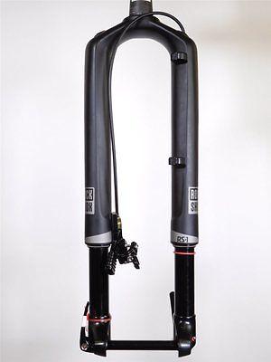 ROCK SHOX RS1 Federgabel Carbon 29 Zoll Fullsprint 100mm 1,5T schwarz