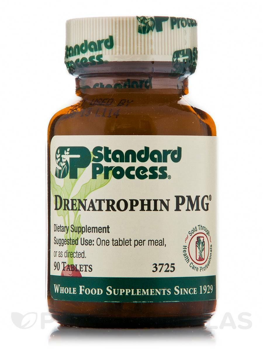 Standard Process Drenatrophin PMG * EXP 10/21 * SHIPS OUT WITHIN 24 HOURS FREE! 1
