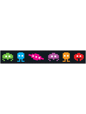 80's Retro Video Game Characters Party Tape Halloween Decoration 3