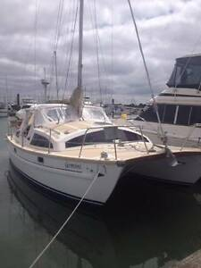 Heavenly Twins 26 - Most Successful UK Production Catamaran Hastings Mornington Peninsula Preview