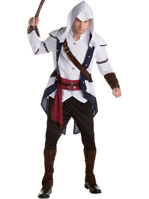 Assassin's Creed III Connor Assassin Classic Mens Costume