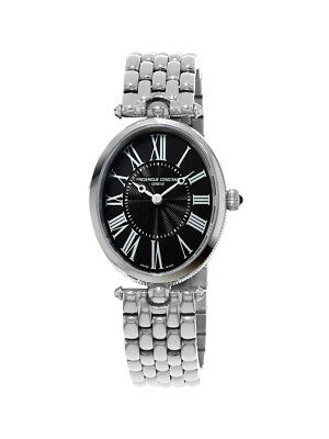 Frederique Constant Quartz Women's Silver Tone 30mm Watch FC-200MPB2V6B