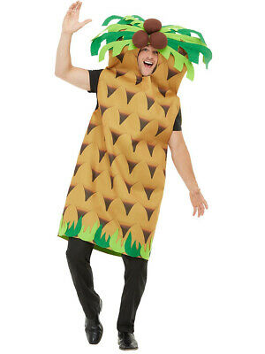 Adult's Tropical Paradise Palm Tree Costume One Size - Tree Man Costume
