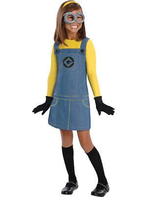 Gru Minion Costume (Toddlers Despicable Me 2 Gru Female Minion Costume Toddler)