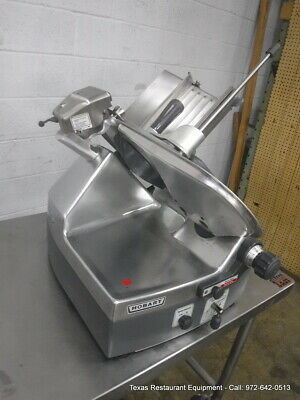 Hobart Commercial 2712 Automatic Slicer 12 Blade With Sharpener