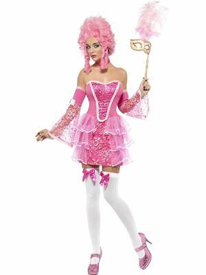 Smiffy's 29101 Marie Antoinette Halloween Adult Costume Cosplay Fancy Dress NEW - Marie Antoinette Halloween Dress