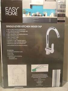 Kitchen / Laundry Single Lever Mixer Mixer tap - NEW Lutwyche Brisbane North East Preview