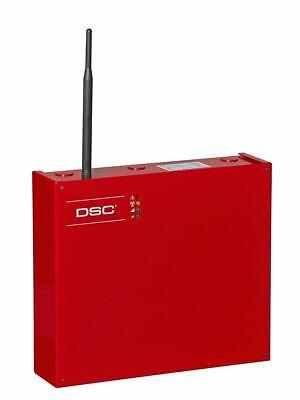 Dsc 3g4010cf-usa Hspa Universal Wireless Commercial Fire Alarm Communicator