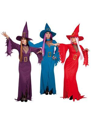Kostüm für Erwachsene Hexe Maia Party Kostüm Hexe ()