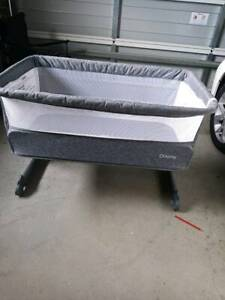 Bassinet/co-sleeper
