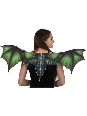 Green Costume Wings (ADULT 36