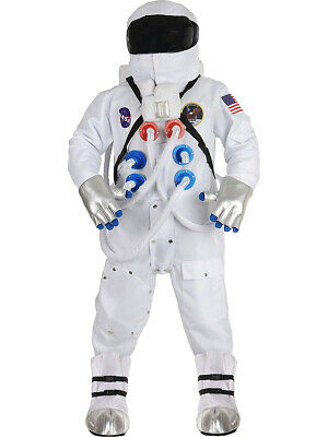 Space Suit Costumes (Men's Deluxe Astronaut Space Station Walk Suit)