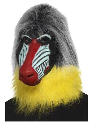 Erwachsene Herren Damen Neuheit Lustige Pavian Kostüm - Pavian Kostüm