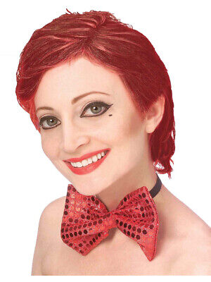 Rocky Horror Wig (Columbia Rocky Horror Picture Show Red Costume)
