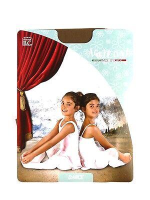 Collant danza per bambina e ragazza di Calze Aquilone Dance 40 Made in Italy