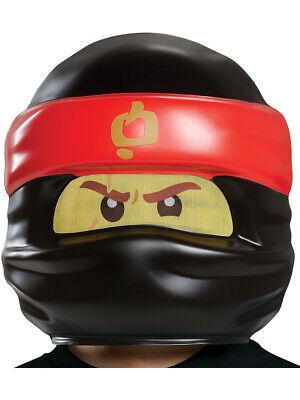Child's LEGO® Ninjago Movie Kai Red Ninja Mask Costume Accessory