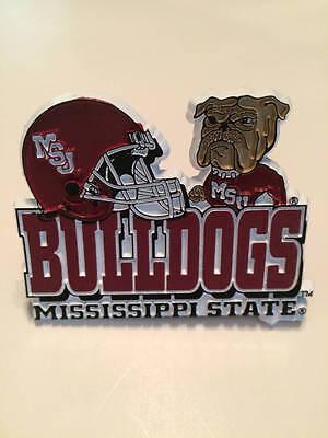 NEW Mississippi State University MSU Bulldog refrigerator - Mississippi State Bulldog