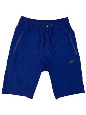Nike Mens Standart Fit at Knee Length Advance Woven Short Blue New 927920-478 (Fit Knee Short)