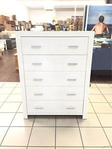 TIBET 5 DRAWER TALL CHEST Logan Central Logan Area Preview