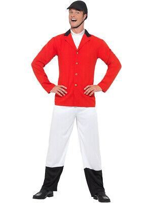 Mens High Class Society Sport Huntsman Englishman - High Society Costumes