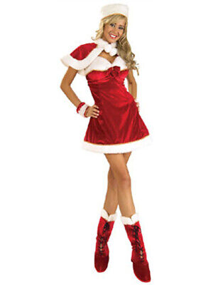 Costume Inspiration (New Adult Sexy Santa Claus's Miss Inspiration)
