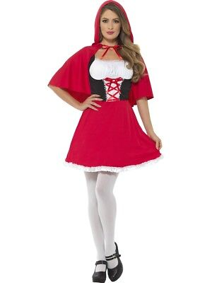 Little Red Riding Hood Adult Costume ()