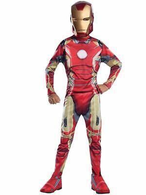 Rubie's Costume Avengers 2 Age of Ultron Child's Iron Man Mark 43 Costume, Large ()