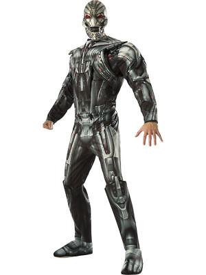 Erwachsene Avengers Kostüm (Rubie's Kostüm Co Herren Avengers 2 Age Of Ultron Luxus Erwachsene Ultron Marvel)