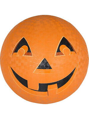 Halloween Jack-o-lantern Pumpkin Face Playground Ball Toy
