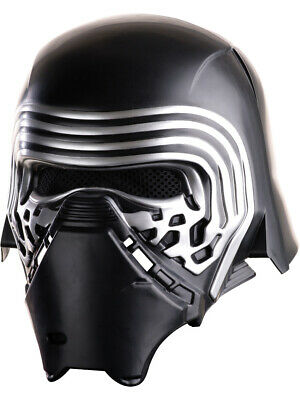 Star Wars Episode VII The Force Awakens Kids Kylo Ren 2 Piece Helmet Accessory