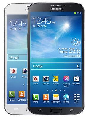 New Samsung Mega 5.8 GT-I9152 Dual SIM Unlocked Mobile Phone - 8GB 8MP - Black