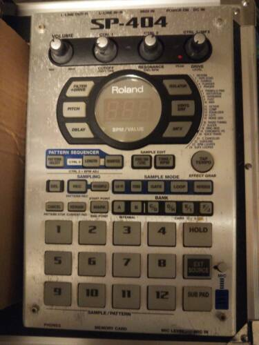 Roland SP-404 Portable Power Sampler