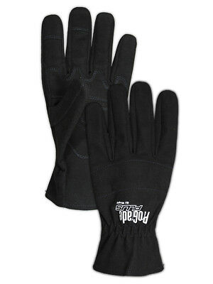 Magid Prograde Plus Fire Resistant Synthetic Leather Gloves Medium Pair