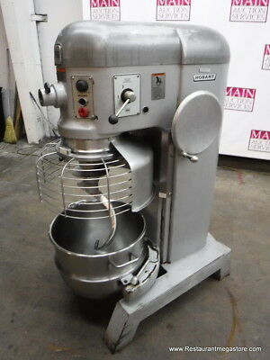 HOBART P-660 PIZZA DOUGH MIXER 60 QUART WITH BOWL & Hook 2 1/2 Horse Power