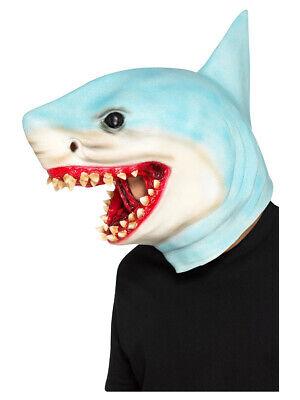 Erwachsene Herren Damen Neuheit Lustige Shark Herrenabend unter dem Meer Kostüm