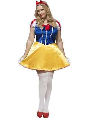 Simple Fairy Tale Costumes (FEVER CURVES FAIRYTALE COSTUME FANCY DRESS FAIRY)