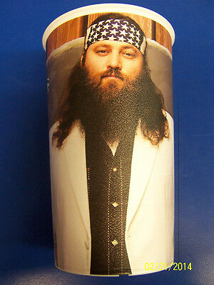 Duck Dynasty Commander TV Show Birthday Party Favor 22 oz. Plastic Cup - Willie